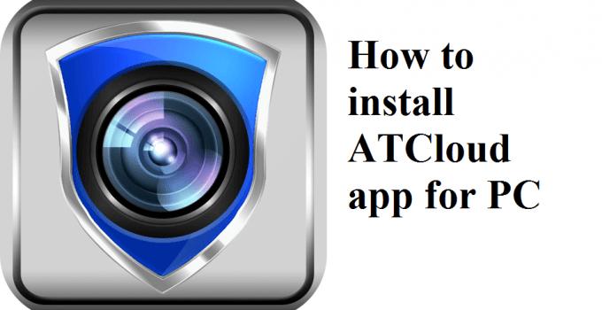 ATCloud for PC – Windows 7,8.1,10 / Mac Free Download