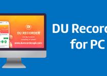 DU Recorder for PC (Windows 10, 8, 7 / Mac) Free Download