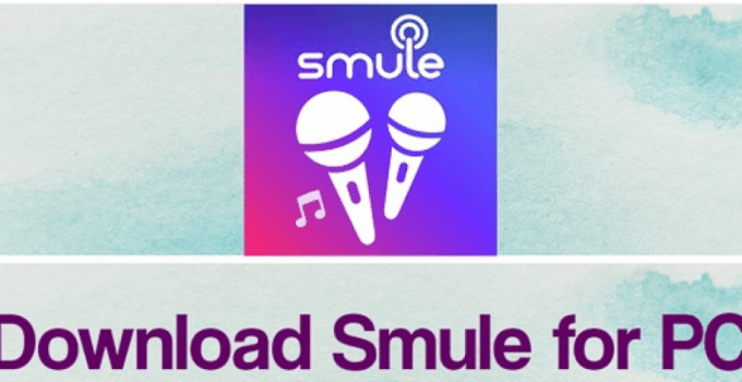 Smule for PC Windows 7, 8, 10 / Mac / Laptop Free Download