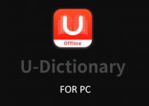 U-Dictionary for PC – Windows 10, 8, 7 & Mac Free Download