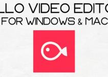 VLLO Video Editor for PC (Windows 7, 8, 10 & Mac) Download Free