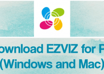 EZVIZ for PC – Windows 7, 8, 10 / Mac Download Free