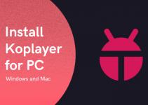KoPlayer for PC – Mac & Windows 10, 8, 7 Free Download
