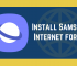Samsung Internet for PC: Windows 10, 8, 7, and Mac [Download Free]
