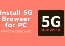 5G Browser for PC – Windows 10,8.1,7 & Mac Download Free