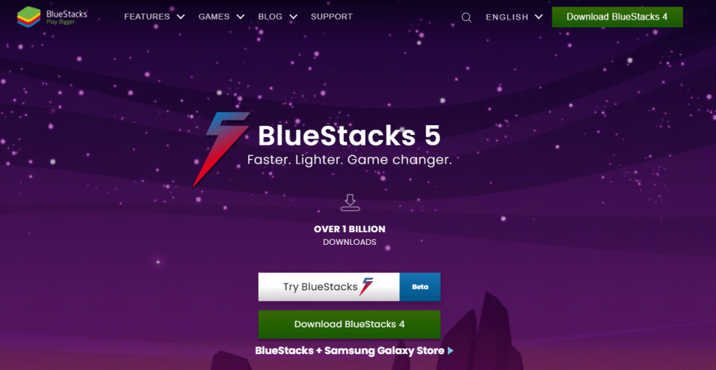 Download BlueStacks - Warzone for PC