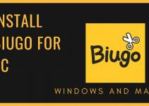 Biugo for PC (Windows 10, 8, 7, and Mac) Free Download