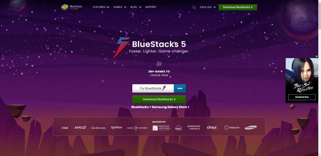 Download BlueStacks - Fast VPN for PC