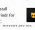 Grindr for PC – Windows 10, 8, 7 / Mac Free Download