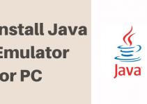 Java Emulator for PC – Windows 10, 8, 7 / Mac Free Download