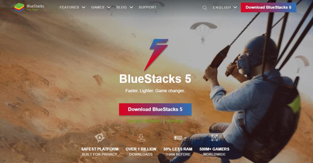 Download BlueStacks - Volume Booster for PC