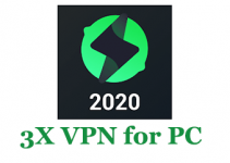 3X VPN For PC: Windows 10/8.1/7 and Mac Free Download