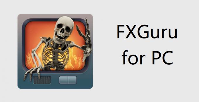 FxGuru for PC – Windows 10, 8, 7, and Mac Free Download